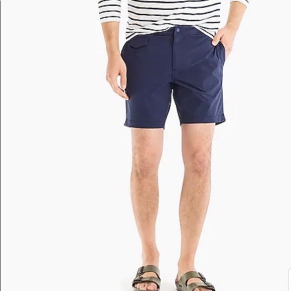 Re-Imagined by J. Crew Eco Pool Short